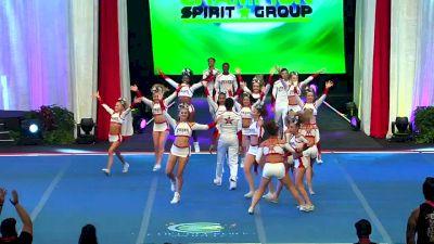 GymTyme Illinois - FeVer [2018 Senior Small Coed Semis] The Cheerleading Worlds