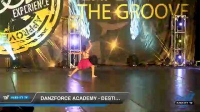 DanzForce Academy - Destiny Navarro [2020 Youth - Best Dancer - Lyrical Day 1] 2020 Encore Championships: Houston DI & DII