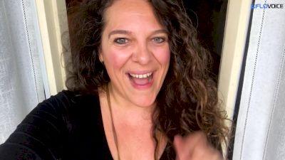 Giorgia Renosto teaching Artistic Development and Marketing