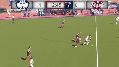 Replay: UMass vs Connecticut - 2021 UMass vs UConn | Oct 24 @ 12 PM