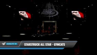 Starstruck All Star - GymCats [2021 L1 Junior - D2 Day 1] 2021 The U.S. Finals: Kansas City