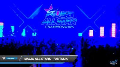 Magic All Stars - Fantasia [2019 Youth 2 Day 2] 2019 USA All Star Championships