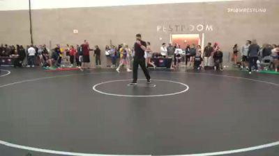 53 kg Round Of 16 - Sage Mortimer, UT vs Charlotte Fowler, TX