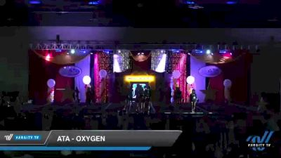 ATA - Oxygen [2020 L4.2 Senior Coed - Medium Day 2] 2020 All Star Challenge: Battle Under The Big Top