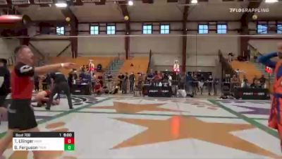 Timithy Ellinger vs Brandon Ferguson 2020 Colorado State Championships