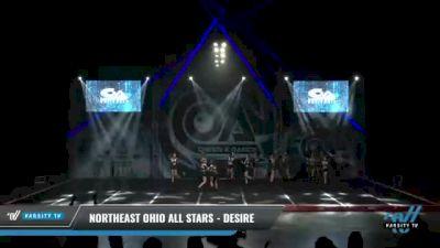 Northeast Ohio All Stars - Desire [2021 L5 Senior Day 2] 2021 COA: Midwest National Championship
