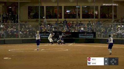 Washington vs. BCU - 2020 Mary Nutter Collegiate Classic