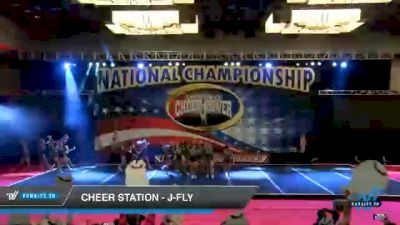 Cheer Station - J-Fly [2021 L5 Junior Coed - D2 Day 2] 2021 ACP Southern National Championship