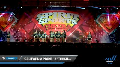 California Pride - Aftershock [2020 L2 Senior - D2 Day 2] 2020 Spirit Sports: Duel In The Desert