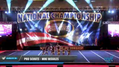 Pro Scouts - Mini Missiles [2021 L1.1 Mini - PREP - D2 Day 1] 2021 ACP Southern National Championship
