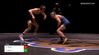 145 lbs Final - Luke Geog, St. Edward (OH) vs Luka Wick, San Marino