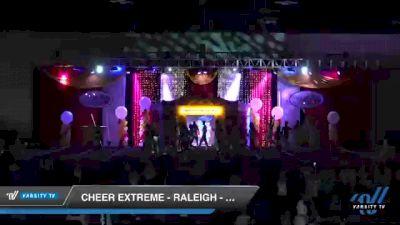 Cheer Extreme - Raleigh - Smoex [2020 L6 Senior Coed ‐ Medium Day 1] 2020 All Star Challenge: Battle Under The Big Top