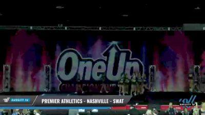 Premier Athletics - Nashville - Swat [2021 L4 Senior - Medium Day 1] 2021 One Up National Championship
