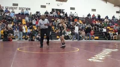103lbs Freddie Rodrigues -MI vs. Kevon Powell -IL