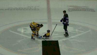 Full Replay - Holy Cross vs Canisius | Atlantic Hockey