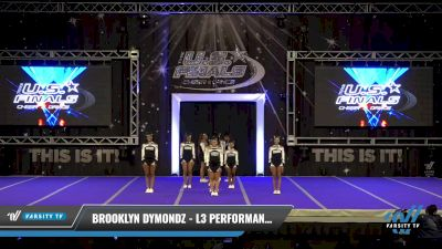 Brooklyn Dymondz - L3 Performance Recreation - 18 and Younger (NON) [2021 L3 Performance Recreation - 18 and Younger (NON) - Small Day 1] 2021 The U.S. Finals: Ocean City