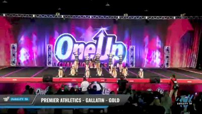Premier Athletics - Gallatin - Gold [2021 L1 Junior - Small Day 2] 2021 One Up National Championship
