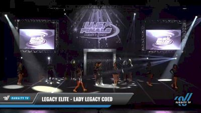 Legacy Elite - Lady Legacy Coed [2021 L4 Senior Open Day 1] 2021 The U.S. Finals: Sevierville