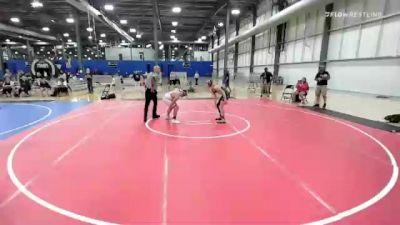 125 lbs Rr Rnd 3 - Maximus Purdy, Team Gotcha vs Tyler Nolan, Xtreme Training