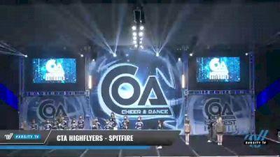 CTA Highflyers - Spitfire [2021 L2 Junior - D2 - Medium Day 2] 2021 COA: Midwest National Championship