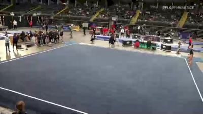 Daija Stevenson - Floor, Air Force Academy - 2021 GymQuarters Invitational