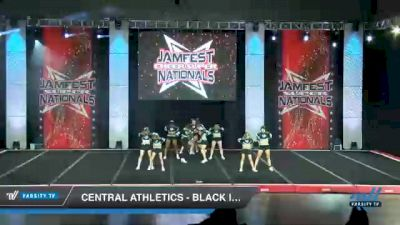 Central Athletics - Black Ice [2021 L4 Senior Coed - D2 - Small Day 1] 2021 JAMfest Cheer Super Nationals