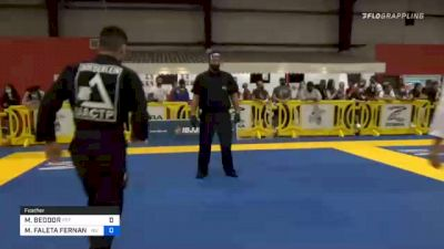 Cameron James Graves vs Isaac Doederlein 2020 Houston International Open IBJJF Jiu-Jitsu Championship
