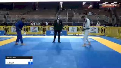 JONNATAS GRACIE vs MURILO SANTANA 2020 Pan Jiu-Jitsu IBJJF Championship