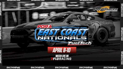 Full Replay | PDRA East Coast Nationals Friday 4/9/21