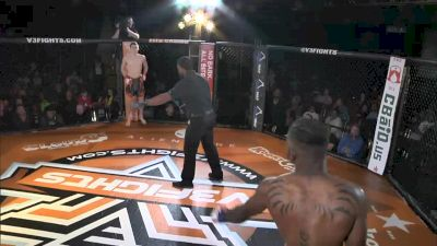 Jacob Sandlin vs. Darrius Foster - V3Fights 71 Replay