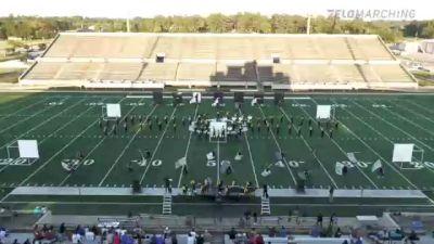 """Angleton High School """"Angleton TX"""" at 2021 USBands Baytown Showcase"""