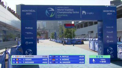 Replay: World Triathlon Series: Montreal | Aug 14 @ 8 PM