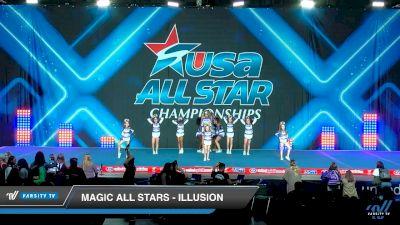 Magic All Stars - Illusion [2019 Junior 1 Day 2] 2019 USA All Star Championships