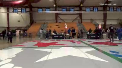 Evan Barrett vs Thomas Stevenson 2020 Colorado State Championships