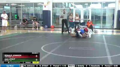 105 lbs Round 9 (10 Team) - Ronald Johnson, Team Ohio vs KAM STOUT, 922 WC