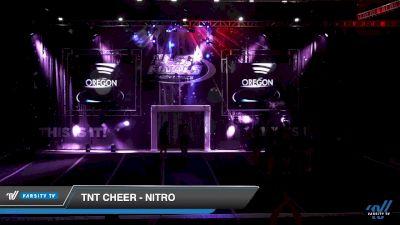 TNT Cheer - Nitro [2019 Senior Coed 3 Day 2] 2019 US Finals Las Vegas