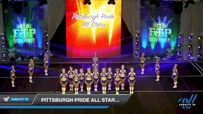 Pittsburgh Pride All Stars - Lady Royals [2020 L4.2 Senior - Small Day 2] 2020 Feel The Power East