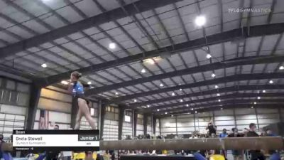 Greta Stowell - Beam, Olympus Gymnastics - 2021 Region 1 Women's Championships