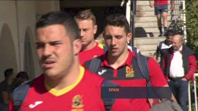 REC19: Spain vs Belgium