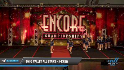 Ohio Valley All Stars - J-Crew [2021 L2 Junior - D2 Day 2] 2021 Encore Championships: Pittsburgh Area DI & DII