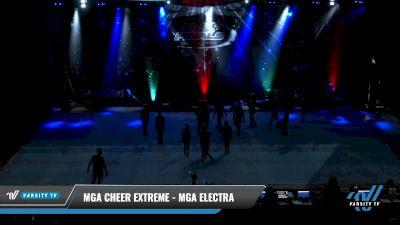 MGA Cheer Extreme - MGA Electra [2021 L2 Youth - D2 - Small Day 1] 2021 The U.S. Finals: Pensacola
