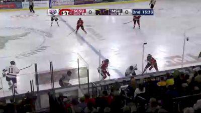 Replay: St. Cloud State vs Minnesota State | Oct 8 @ 6 PM