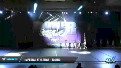 Imperial Athletics - ICONIC [2021 Youth - Hip Hop Day 2] 2021 ACP Power Dance Nationals & TX State Championship