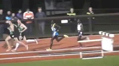 Chris Solinsky 10k America Record 26:59 - last 2 laps