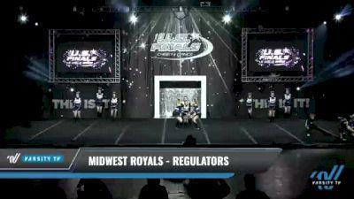 Midwest Royals - Regulators [2021 L2 Senior Day 1] 2021 The U.S. Finals: Kansas City