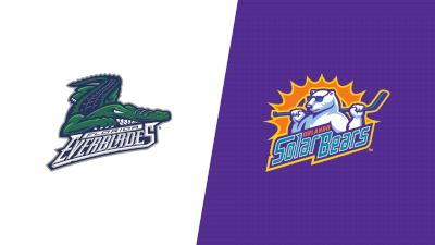 Full Replay - Everblades vs Solar Bears | Away Commentary