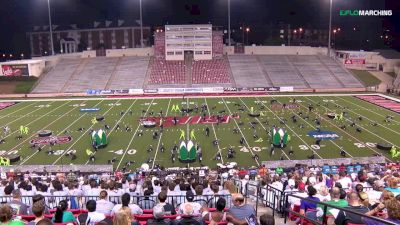 DeSoto Central H.S., MS at Bands of America Alabama Regional, presented by Yamaha