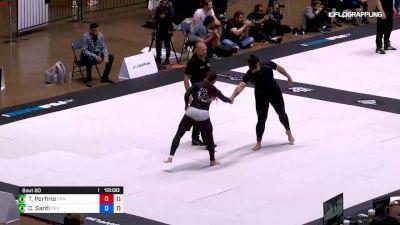 Tayane Porfirio vs Carina Santi 2019 ADCC World Championships