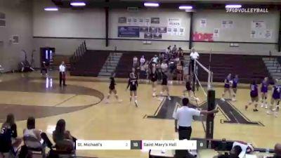 Replay: Saint Mary'S Hall HS vs St. Michael'S HS - 2021 Saint Mary's Hall  vs St. Michael's High | Sep 2 @ 7 PM