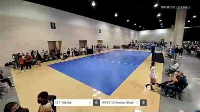 13 T Tabitha vs WPVC 13 Armour Black - 2021 Nike Daytona Beach 100